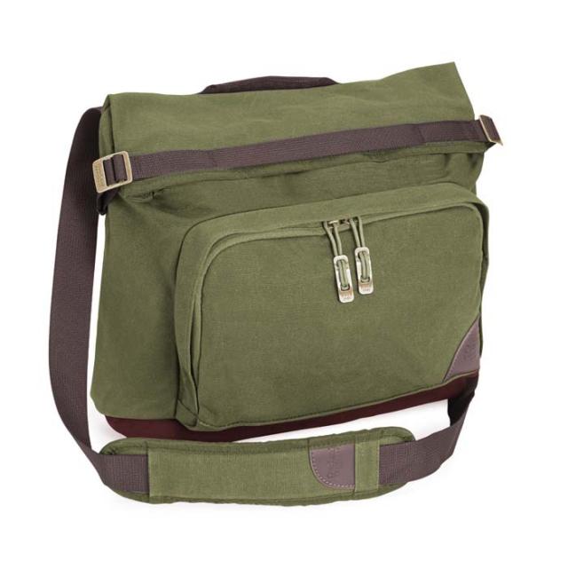 Overland Equipment - - Napa Bag - XX - Army Green/Quarry