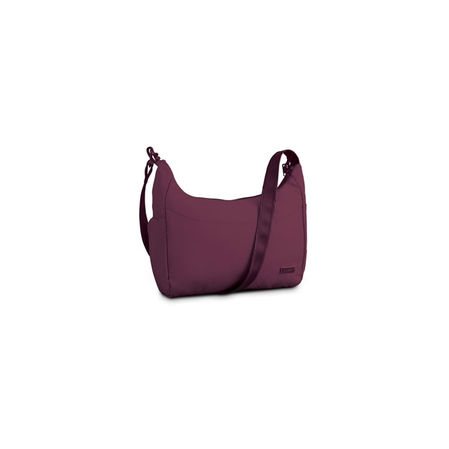 Pacsafe - Citysafe 200 GII Shoulder Bag - Plum