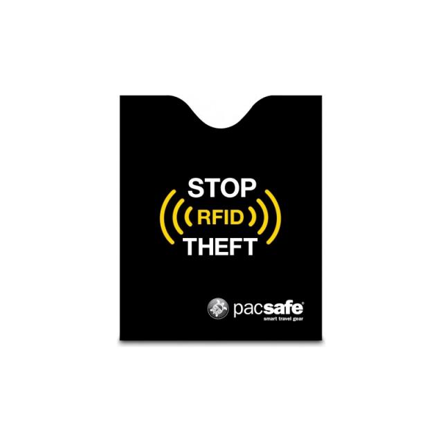 Pacsafe - RFIDsleeve 50 Passport Protect - New Black