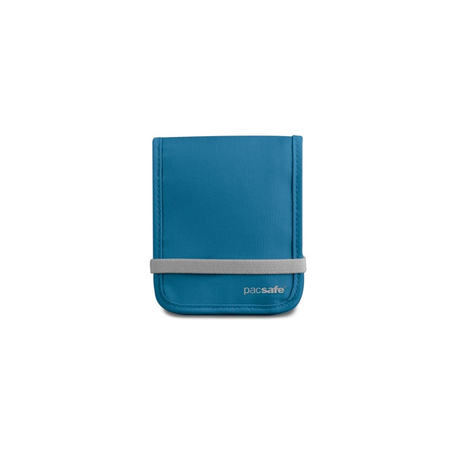 Pacsafe - RFIDtec 100 Blocking Bi-fold Wallet - Ocean Blue