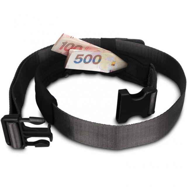 Pacsafe - PacSafe Cashsafe 25 Anti-Theft Travel Belt Wallet