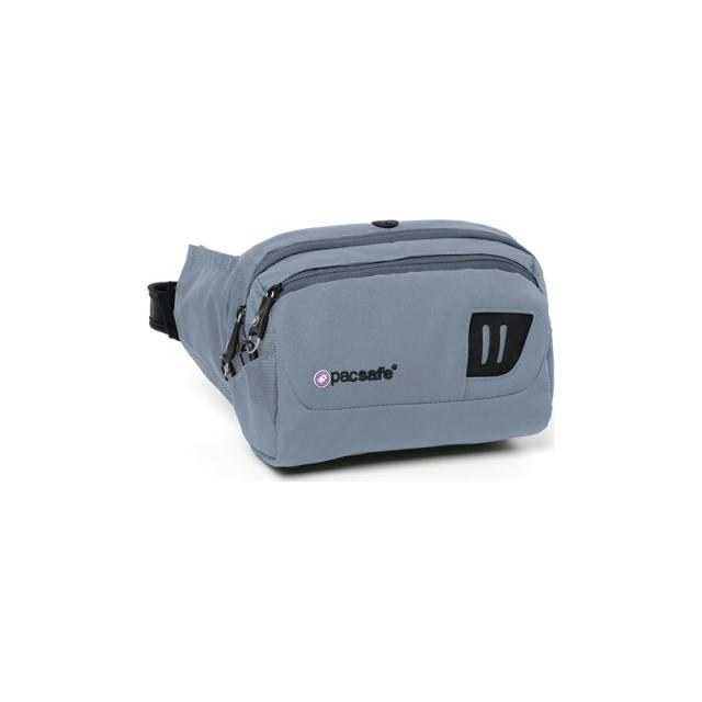 Pacsafe - VentureSafe 100 Hip Pack Cool Steel