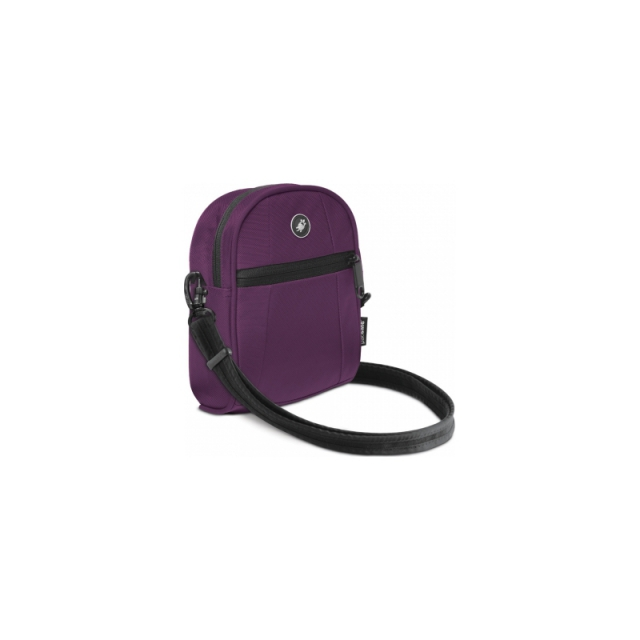 Pacsafe - MetroSafe 100 Hip/Shoulder Bag Grape Wine