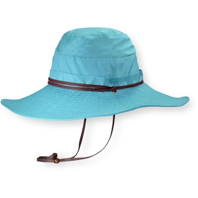 Pistil - Mina Sunhat Hat Womens - Turquoise