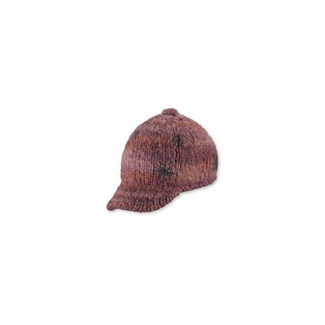 Pistil - Karma Knit Brim Hat - Women's - Rhubarb