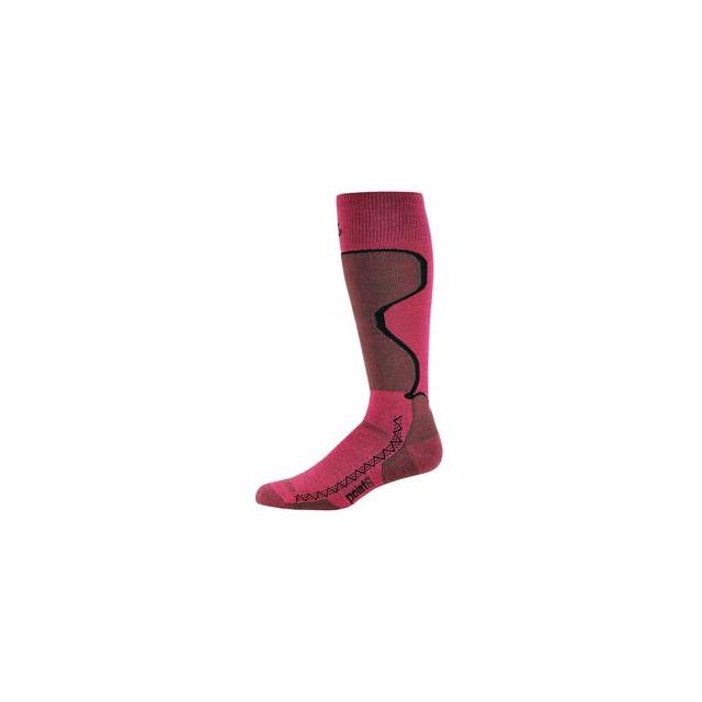 Point6 - Ski Medium Ski Sock Adults', Gray, S