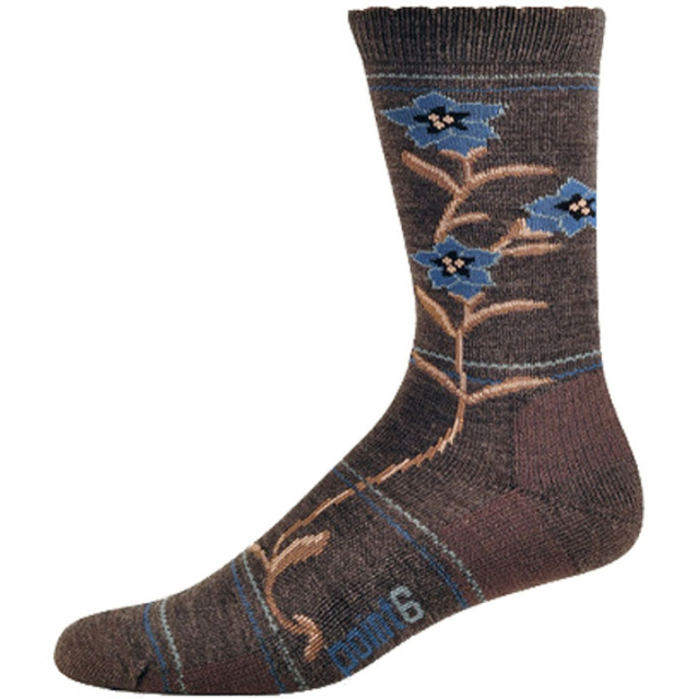 Point6 - Enzian Light Weight 3/4 Crew Womens Sock