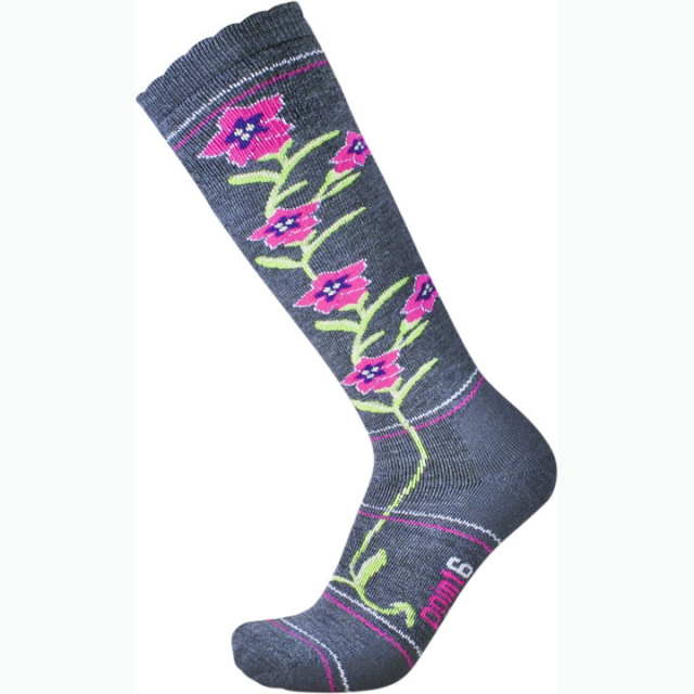 Point6 - Point 6 Ski Enzian Medium OTC Sock