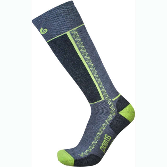 Point6 - Point 6 Shred Medium OTC Snowboard Sock