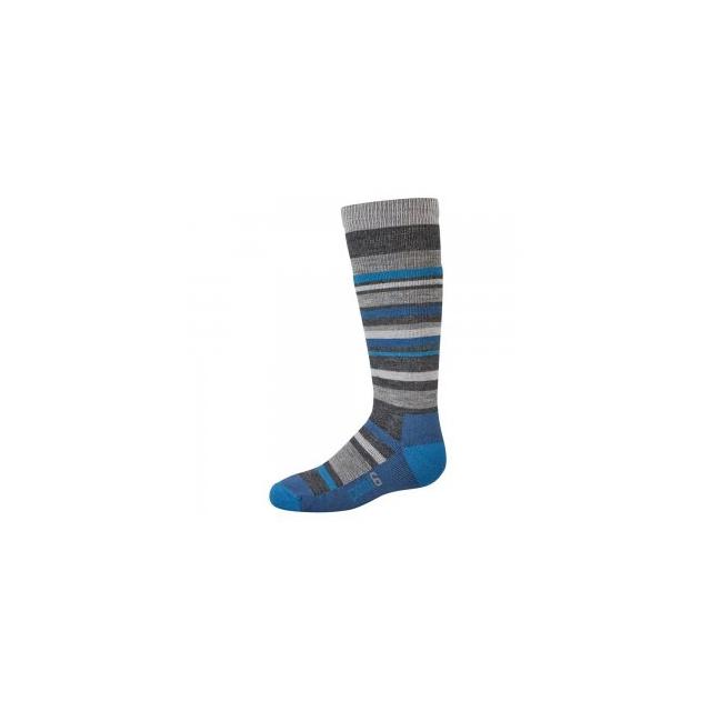 Point6 - Rumble Sock Kids', Gray, L