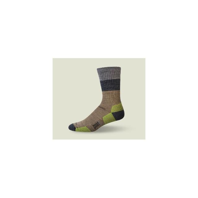 Point6 - Block Stripe Sock