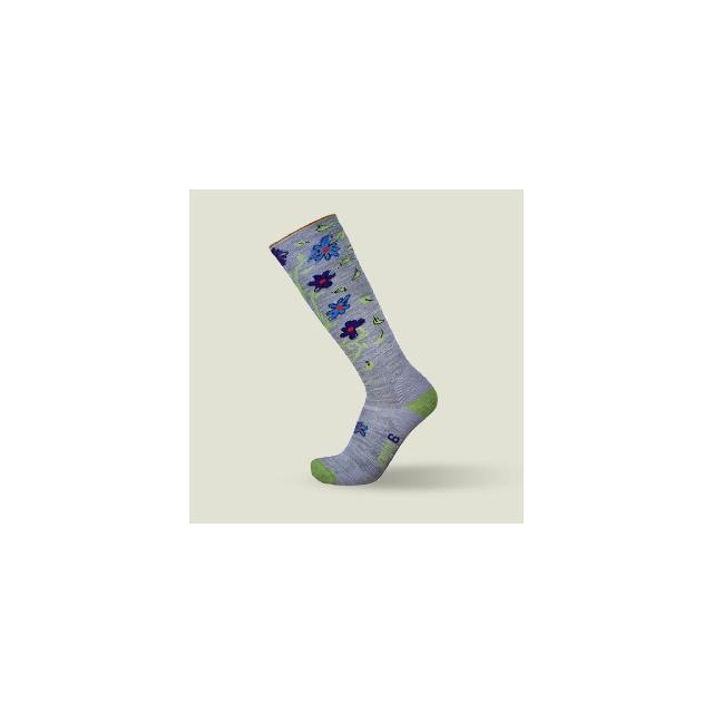 Point6 - Floral Vine Sock