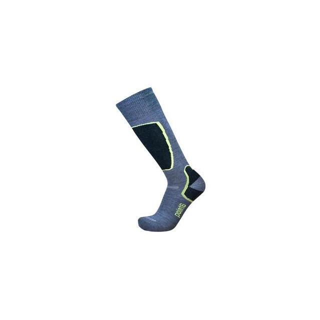 Point6 - Ski Pro Light OTC Sock Men's, Gray, L