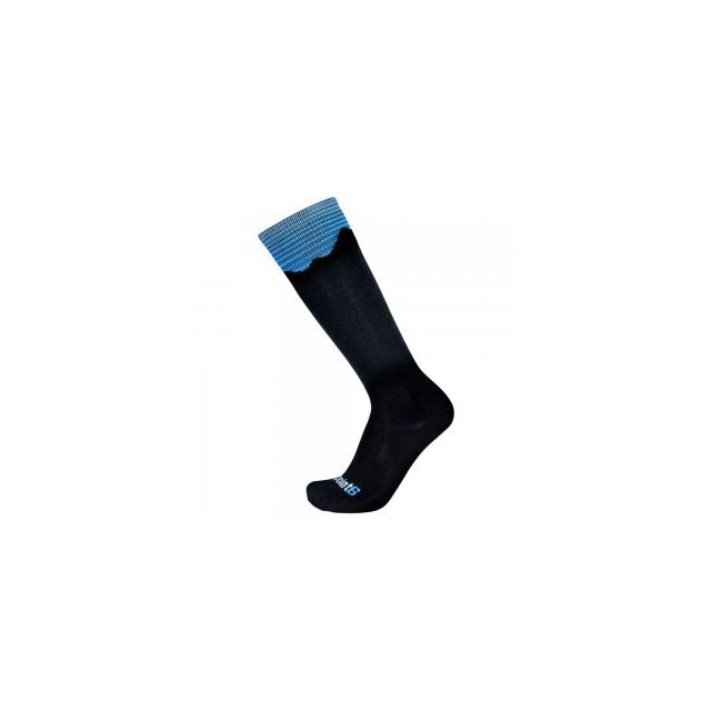 Point6 - Mountain Magic Sock Men's, Black, L