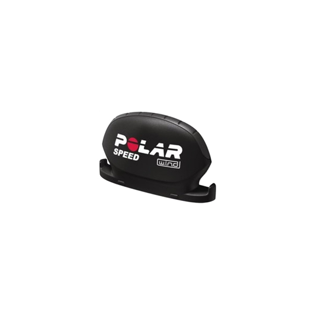 Polar - Speed Sensor Set W.I.N.D. - Black