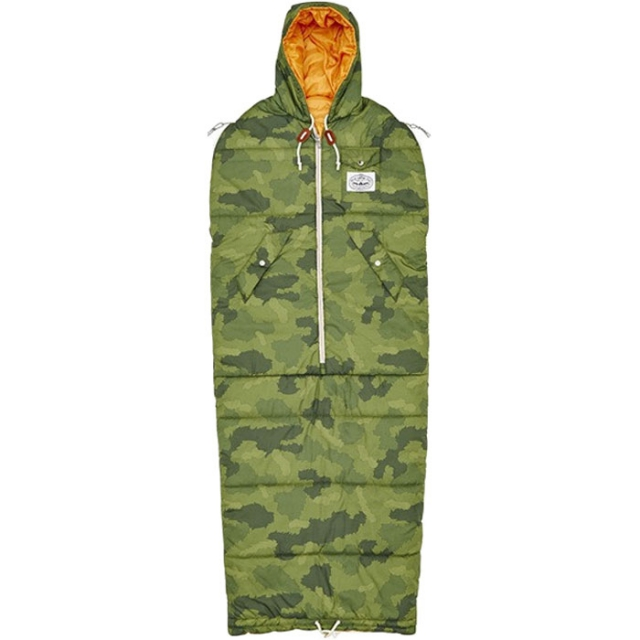 Poler - Napsack Wearable Sleeping Bag - Camo
