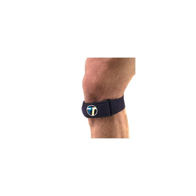 Pro Tec - Pro-Tec Patellar Tendon Strap - Black In Size