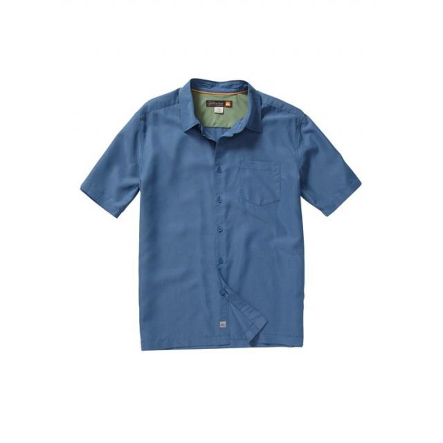 Quiksilver - Men's Kings Cliff S/S Shirt