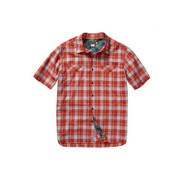 Quiksilver - Men's Gulf Coast S/S Shirt