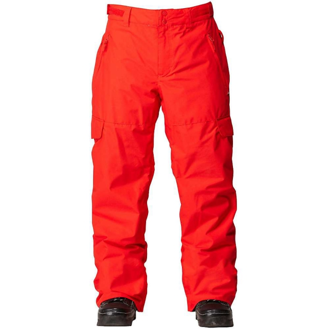 Quiksilver - Portland Insulated Snowboard Pants - Men's