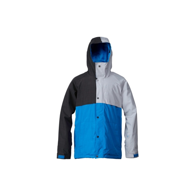 Quiksilver - Quiksilver Mens Decade 10K Insulated Jacket