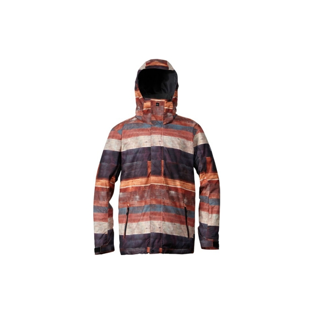 Quiksilver - Quiksilver Mens Mission 10K Insulated Jacket