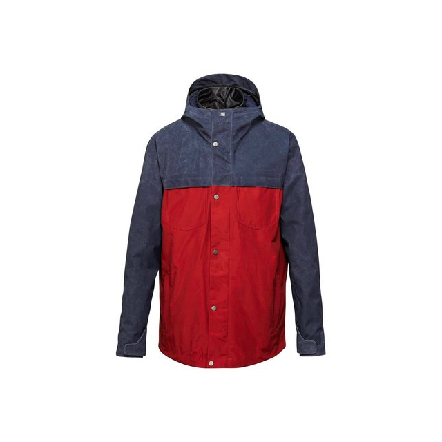Quiksilver - Men's Action 3 in 1 Jacket