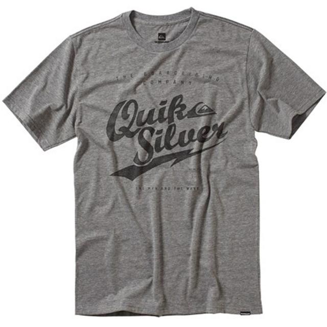 Quiksilver - Jackpot Microthermal Shirt Mens - Smoke Heather M