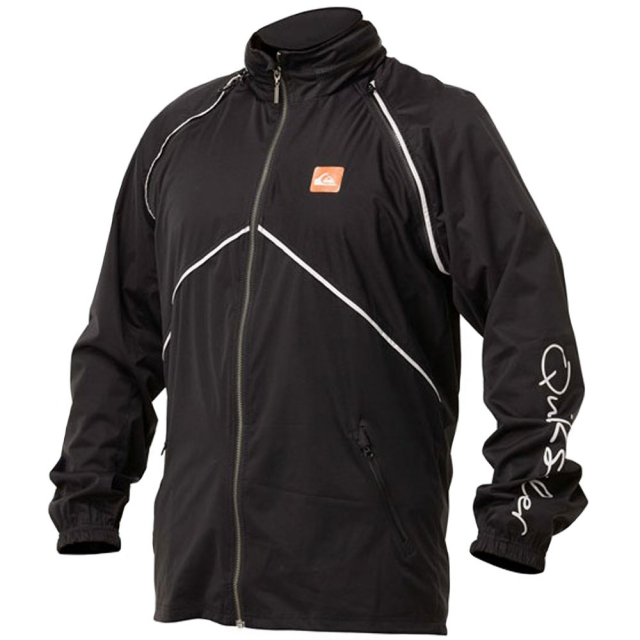 Quiksilver - Paddle Jacket Mens - Black L