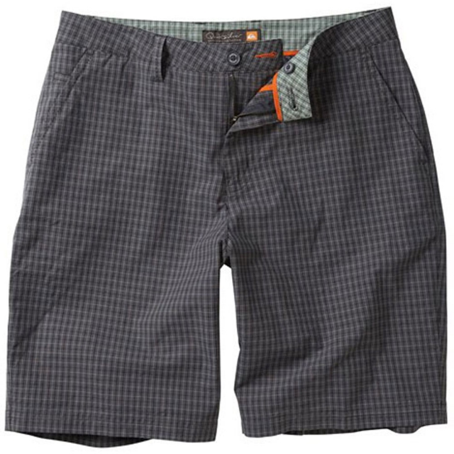 Quiksilver - Hampton Shorts Mens - Storm 32