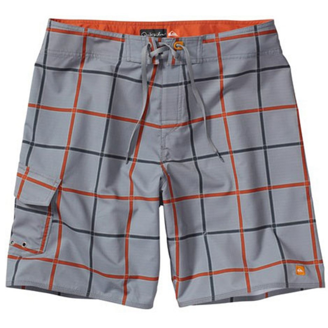 Quiksilver - Square Root 4 Boardshorts Mens - Dolphin 36
