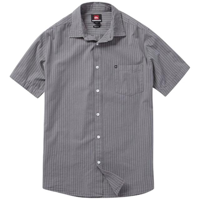 Quiksilver - Ventures Shirt Mens - Metal S