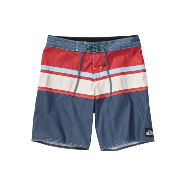 Quiksilver - Quiksilver Mens Panel Stripe Boardshort