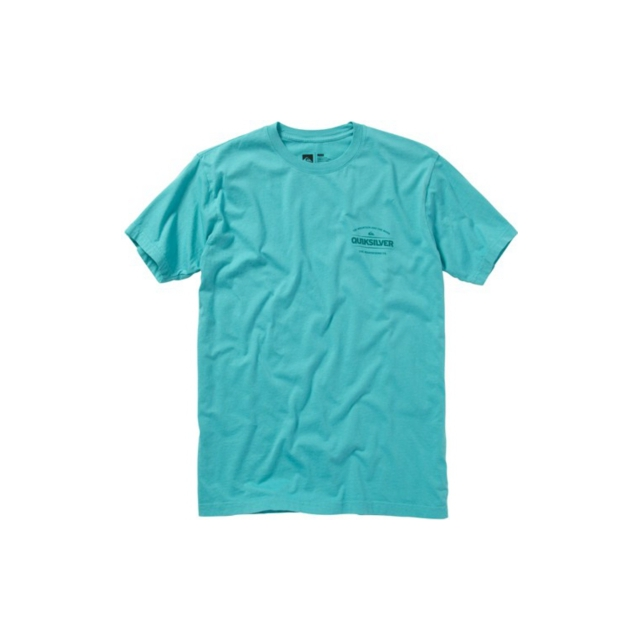 Quiksilver - Quiksilver Mens Time Travel Tee