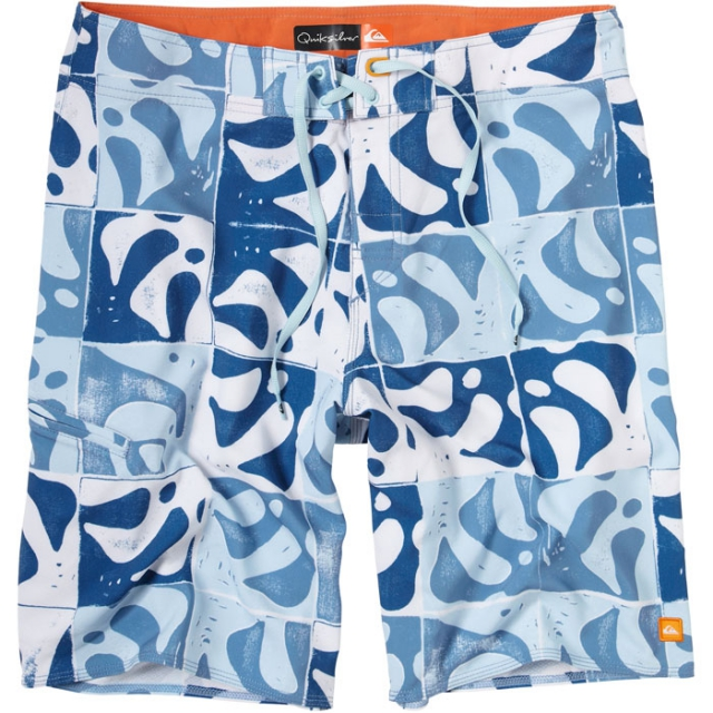 Quiksilver - Kamikaze Boardshorts Mens - Medium Blue 34