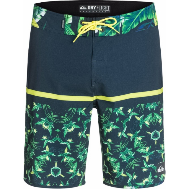 Quiksilver - Mens AG47 Half Block 19 in Boardshorts - Sale Ag47 Half Block Ss