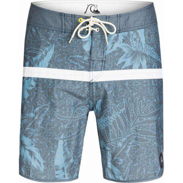 Quiksilver - Mens Jungle Juice 18 in Boardshorts - Sale Mo Madagascar Navy B