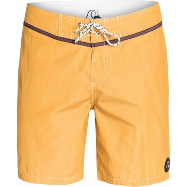 Quiksilver - Mens Classic Yoke 18 in Boardshorts - Sale Golden Spice 32