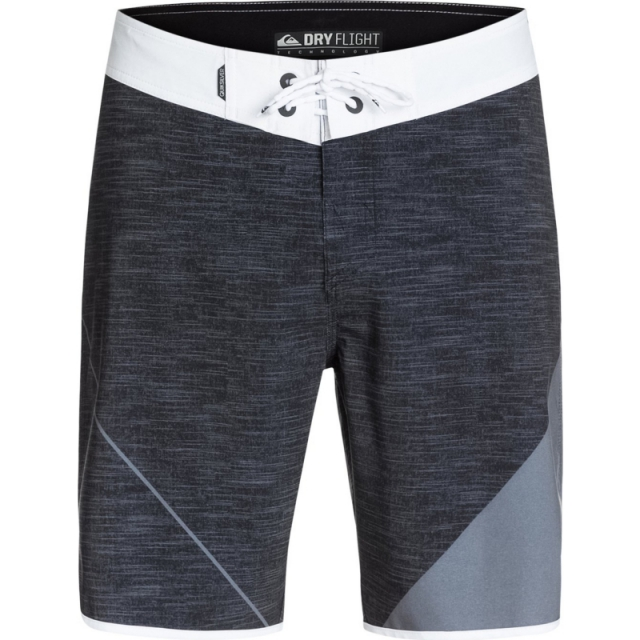 Quiksilver - Mens AG47 New Wave 20 in Boardshorts - Sale Ag47 New Wave Black