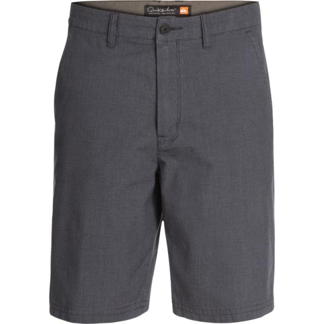Quiksilver - Mens Big Sur Shorts - Closeout Black 34