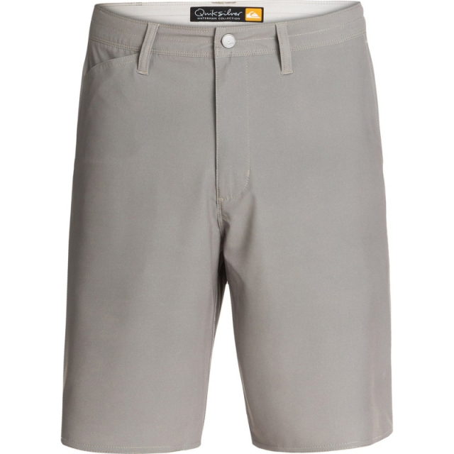 Quiksilver - Mens Vagabond 4-Way Stretch Amphibian Shorts - Closeout Rope