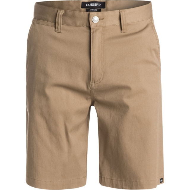 Quiksilver - Mens Union Stretch 21 in Chino Shorts - Closeout Elmwood 30