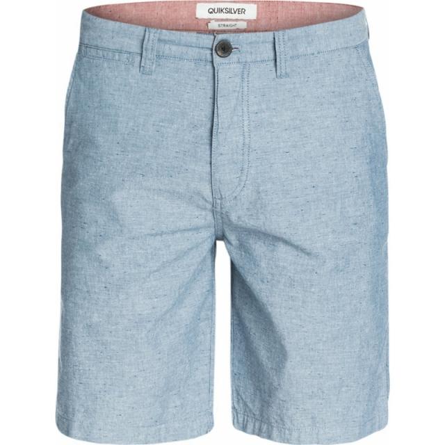 Quiksilver - Mens Neptune 20 in Shorts - Closeout Dark Denim 30