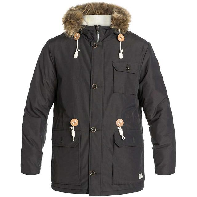 Quiksilver - Mumford Jacket - Men's