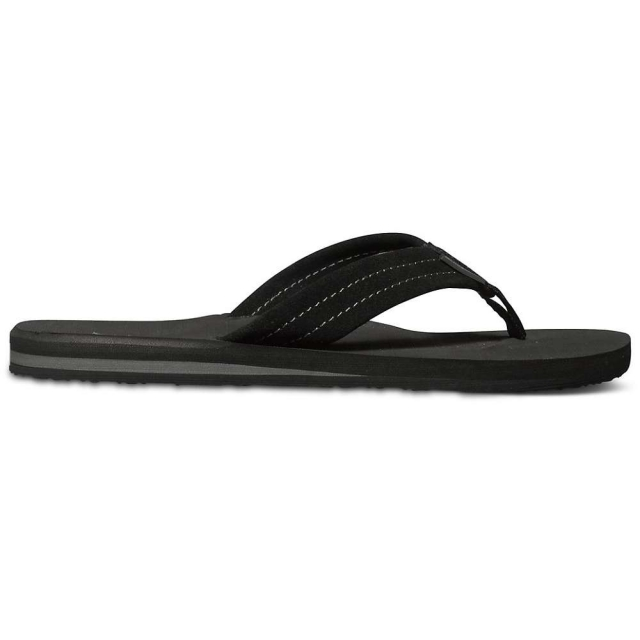 Quiksilver - Carver Suede Sandals - Men's