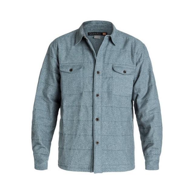 Quiksilver - Men's Ridgewood Long Sleeve Shirt Jacket