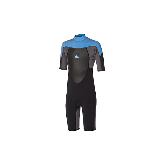 Quiksilver - 2mm Syncro SSL Spring Kids Shorty Wetsuit 2015