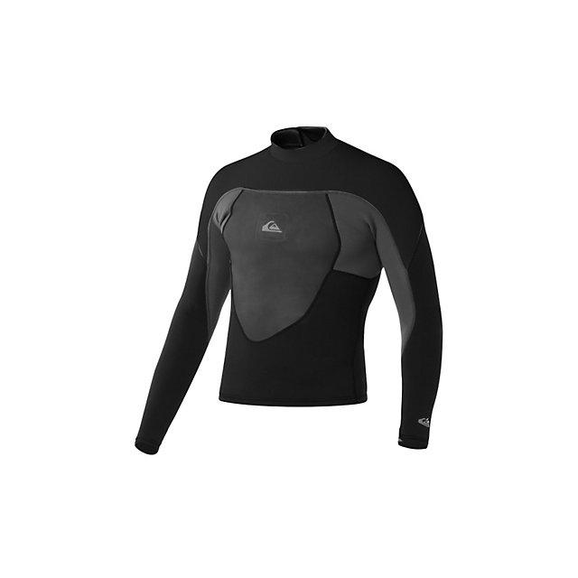 Quiksilver - 1.5mm LSL Jacket Smoothie Wetsuit Top 2015
