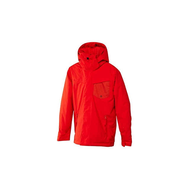 Quiksilver - Mission Solid Boys Snowboard Jacket