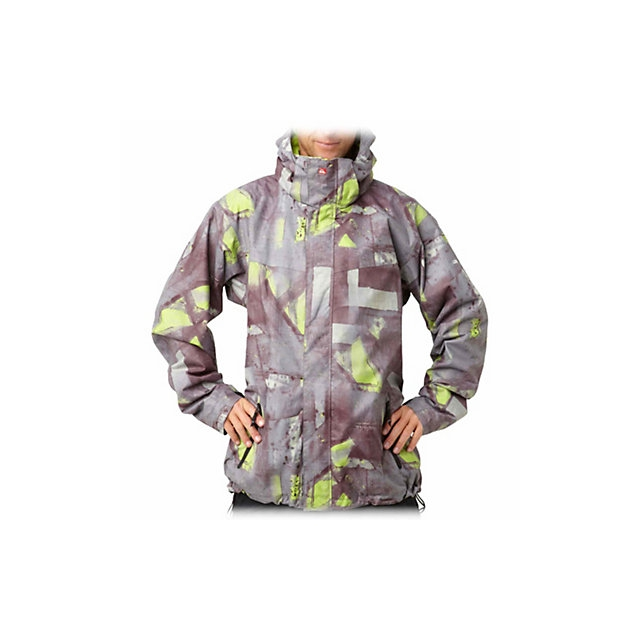 Quiksilver - Last Mission 5K Mens Shell Snowboard Jacket